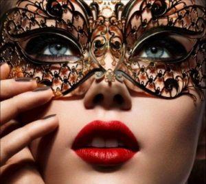 Masquerade Masks, Venetian Mask