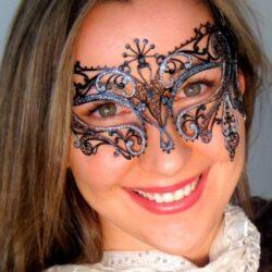 Italian Made Masquerade Mask