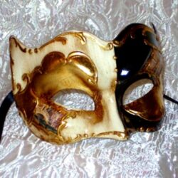 Large Mans Mask Venetian Zane