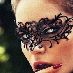 Masquerade Mask Fits Everyone Enchantress