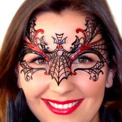Halloween Mask Gothic