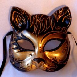 Tiger Cat Mask